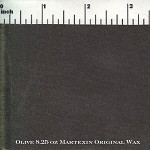 Olive 8.25 oz Shelter Tent Martexin Original Wax