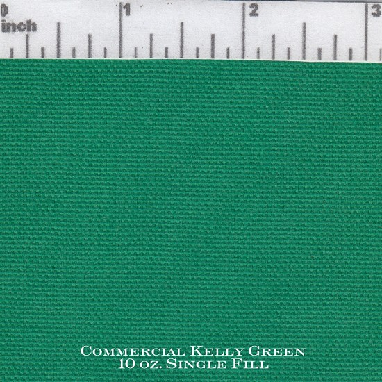 Commercial Kelly Green 10 oz. Single Fill Duck WR