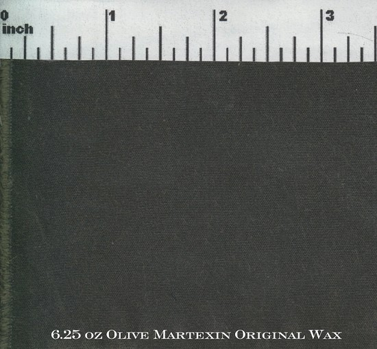 Olive 6.25 oz Cotton Martexin Original Wax