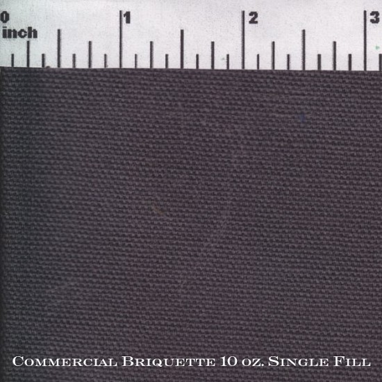 Commercial Briquette 10 oz. Single Fill Duck WR