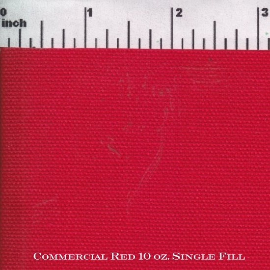 Commercial Red 10 oz. Single Fill Duck WR