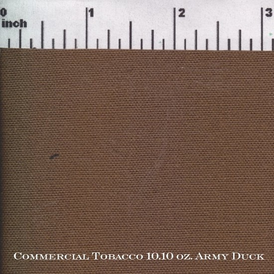 Commercial Tobacco 10.10 Army Duck WR