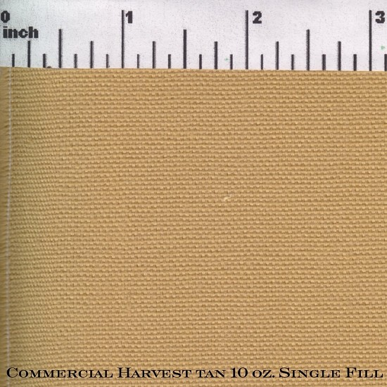 Commercial Harvest Tan 10 oz. Single Fill Duck WR