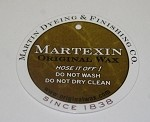 Martexin Original Wax Hang Tag