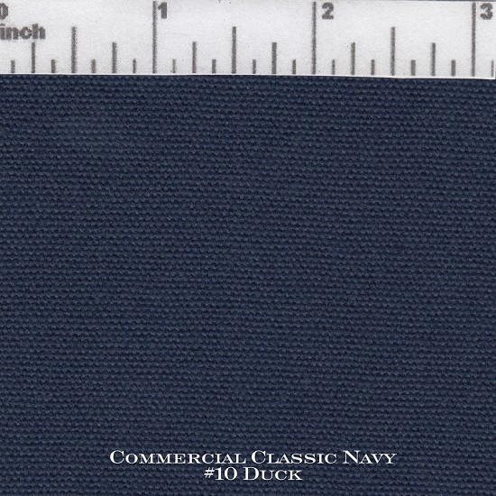 Commercial Classic Navy #10 Duck WR